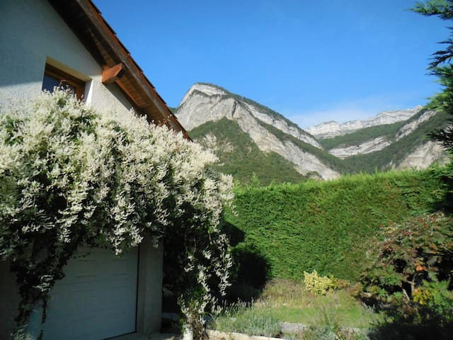 Rental apartment in the countryside