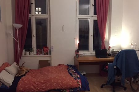 super cozy room in amazing Friedrichshain - Berlin - Apartment