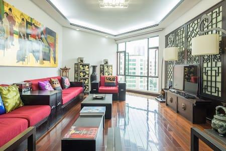 深圳皇岗公园旁3卧室超安静公寓,3BR beautiful apartment,shenzhen - Shenzhen - Departamento