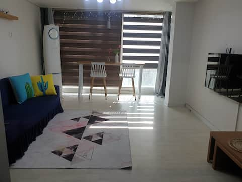 ■3 rooms, full-option apartment■ *Long-term accomm
