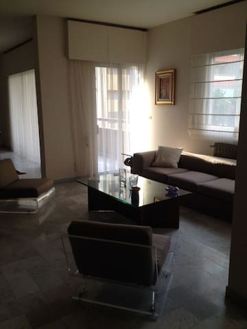 MC's apartment in the heart of Beirut
