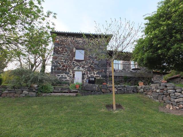 Cour et Jardin - Arsac-en-Velay