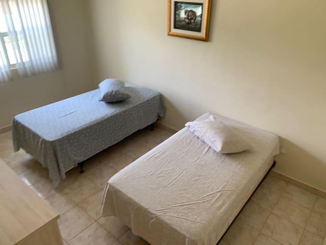 Room # 2 ( 2 bed )