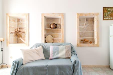 "Casetta""Le Nicchie""nell'antico Borgo Santo Otranto - Lägenhet"