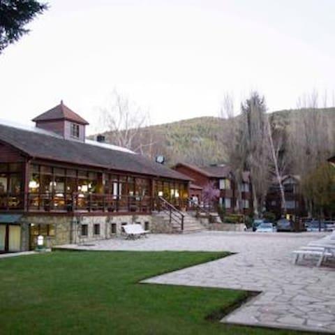 Apart RINCON DE LOS ANDES-San Martin de los Andes