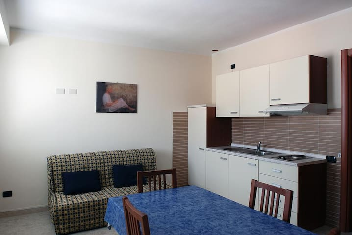 Monolocale with wheelchair access - Fiumaretta di Ameglia - Leilighet