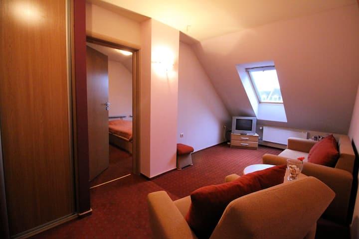 Apartament 32m². Villa Milano Przepiękny! (18)