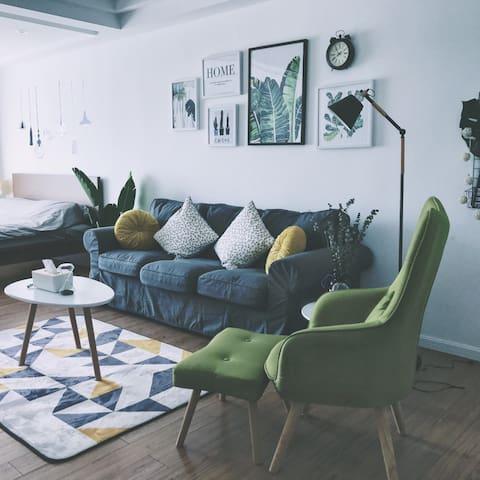 神农架木鱼镇中心公寓HOME