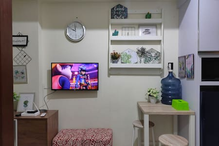 Cozy Unit at Vida View Apartment Makassar