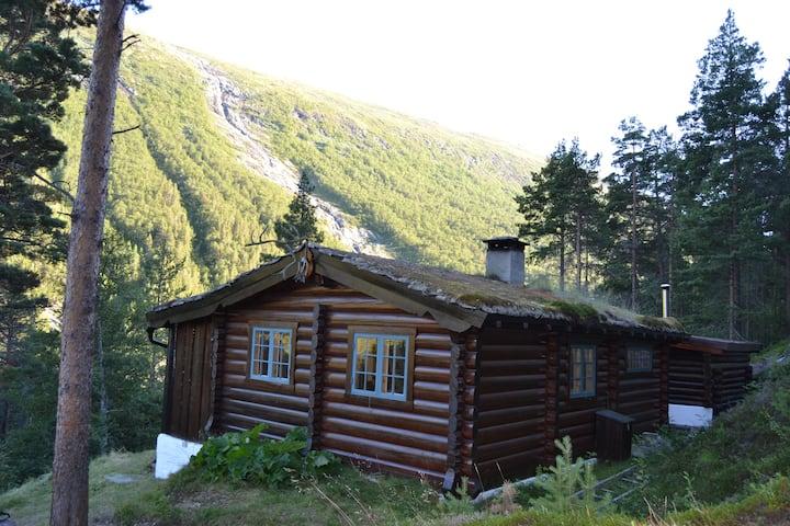 Hytte i Lundadalen, Skjåk