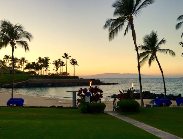 Luxury and privacy in Magical Mauna Lani Resort