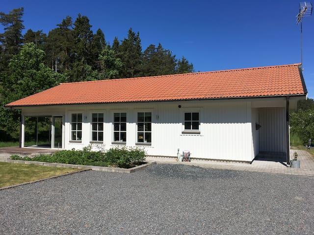 Fritidshus i Snäckevarp, Gryts skärgård
