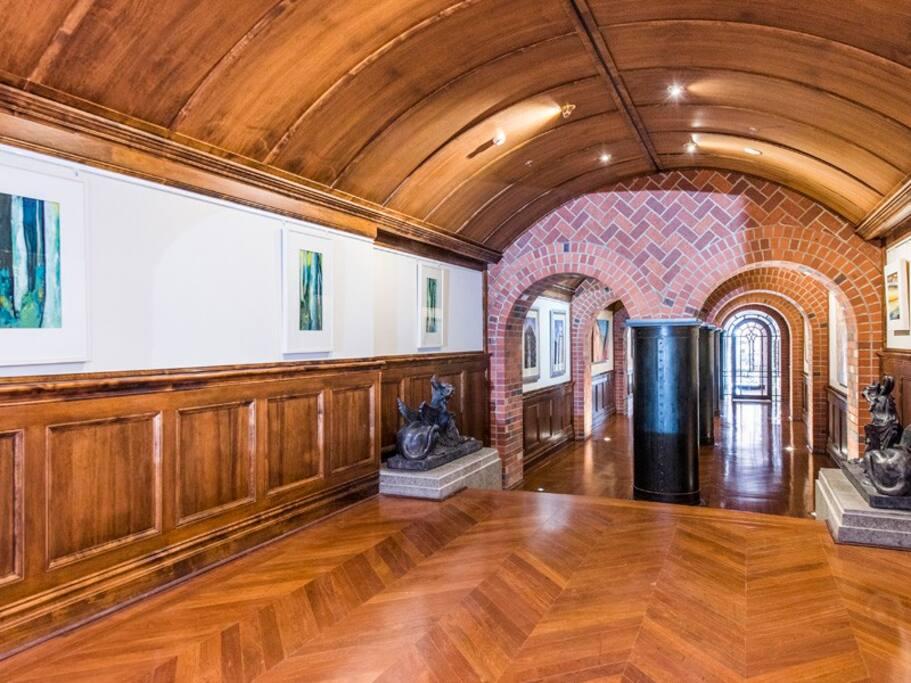captivating historic warehouse charm