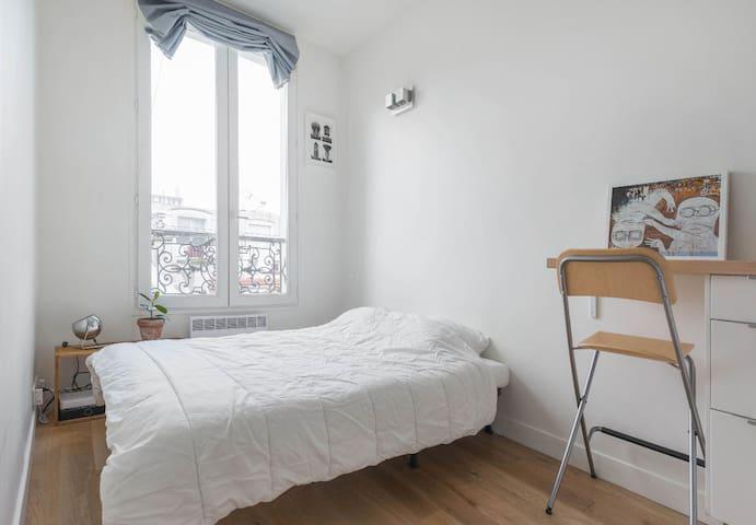 Charming cosy flat for Paris trip