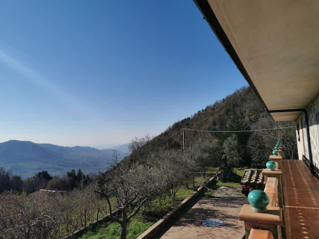 Cozy Flat1 in the countryside GiffoniFilm Festival