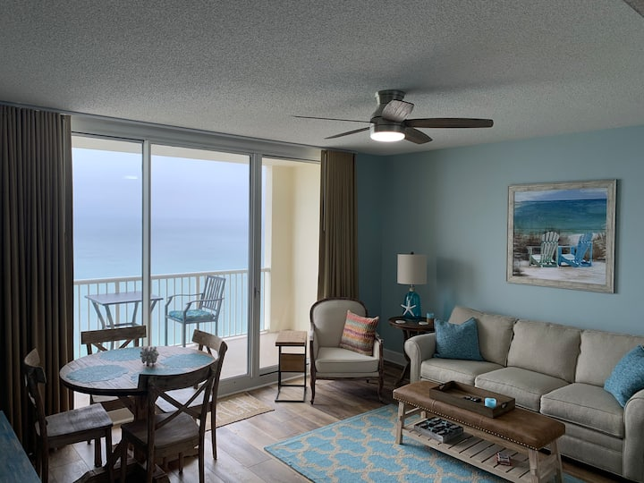 New!! Gulf-front!! - (free) ASSIGNED Parking Spot!