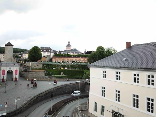 Wohnen Am Schloss Weilburg!
