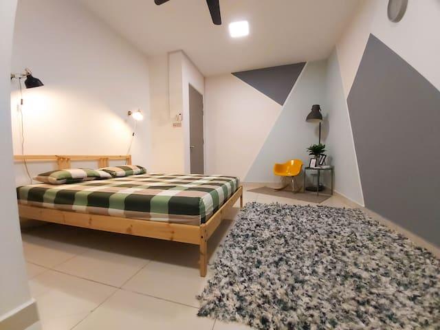 Level 2 Room #1