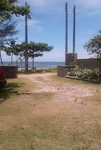 Apartamento  pé na areia. Barra do Sai.