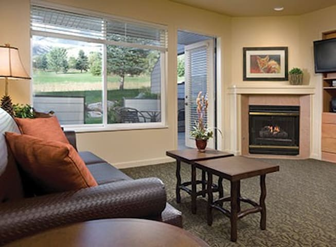 Beautiful Studio Condo at WorldMark Wolf Creek