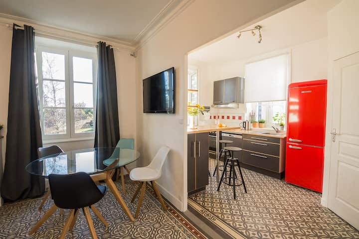 Cosy 3 room flat in a residential district of Mâcon