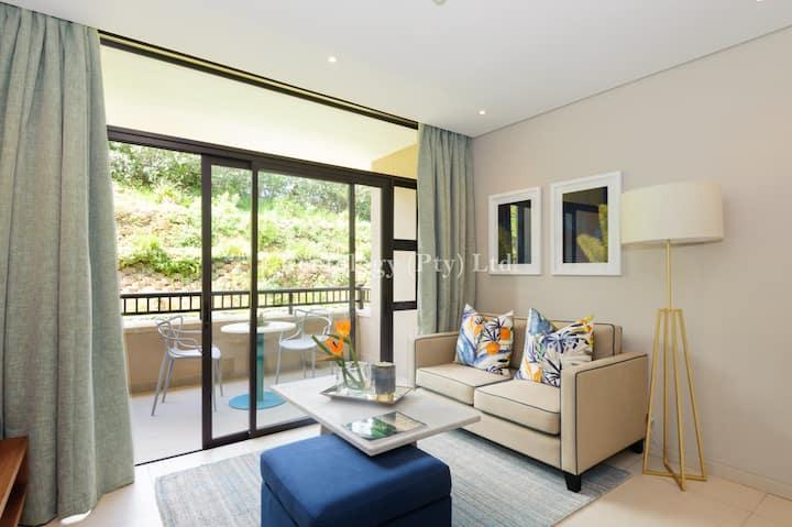 Smashing 1 Bed Zimbali Suites Garden-Facing