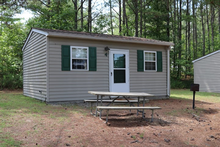 Lake Gaston Lodges EC3 furnished/nature setting