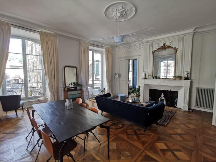 Appartement dans Hotel Particulier Aurillac
