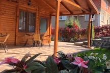 Wooden Cabin Vila Rila