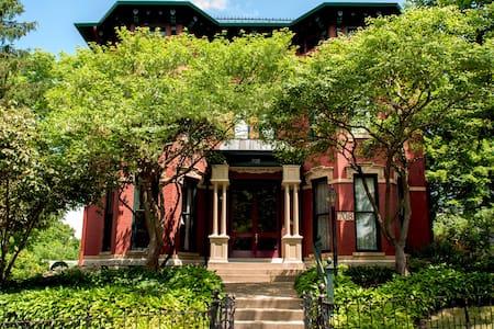 The Loeb House: Historic Enchantment Awaits