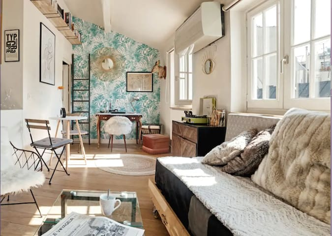 Charming and Chic Apartment - Notre Dame