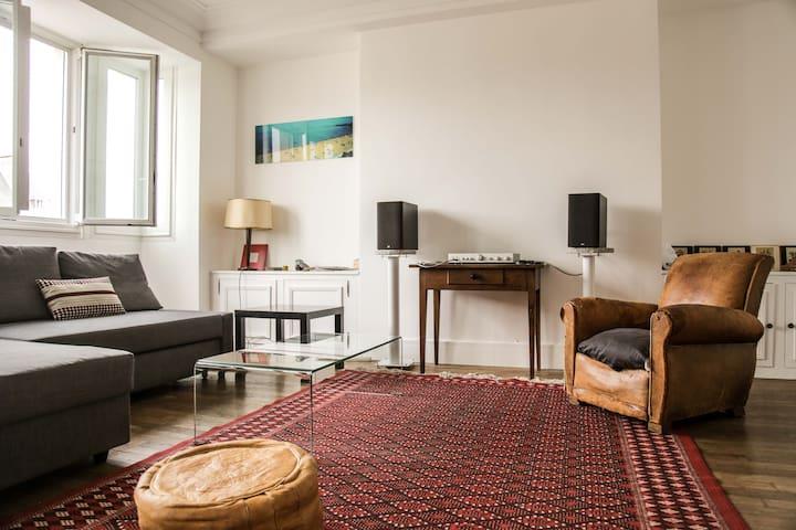 Appartement Republique - Rennes - Wohnung