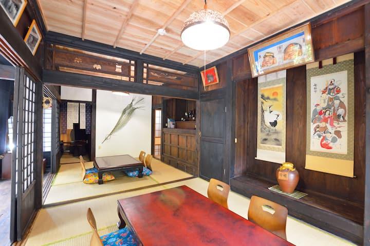 やんばるホテルズ - 根路銘01号室、琉球古民家一棟貸しの宿