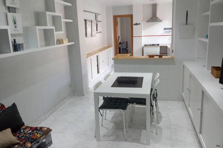 Coqueto apartamento+wifi