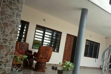 Tout confort, idéal pour famille - Cotonou - Casa a schiera