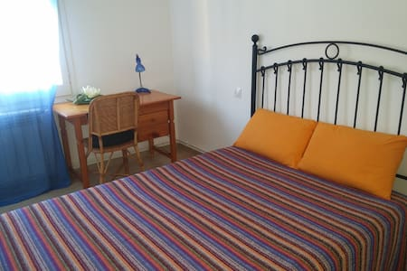 Rooms in cosy flat in the heart of the city