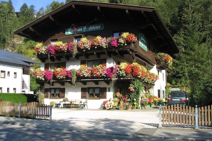Spacious Apartment in Salzburg near Ski Area