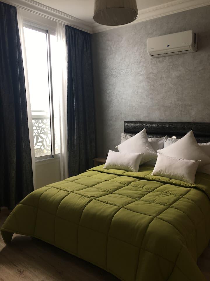 Appartement 4 de luxe à Riad Salam