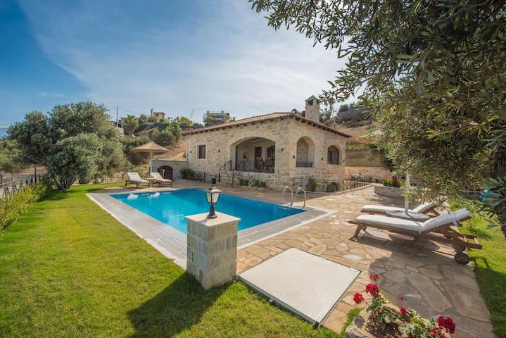 villa liljana  by matala - Sivas - Villa
