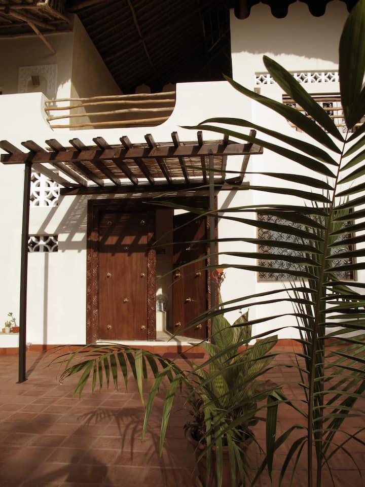 Beautiful Swahili style 2 bedroom house @Sukuma