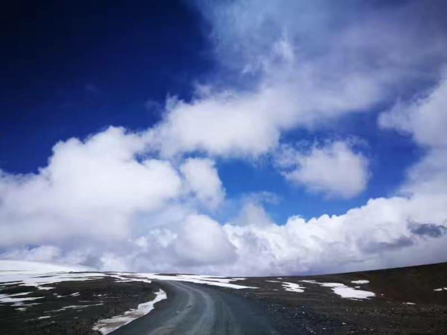 八一冰川美景实拍