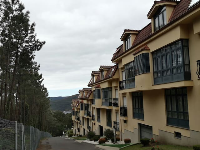 Apartamento acogedor - Corcubión - Квартира