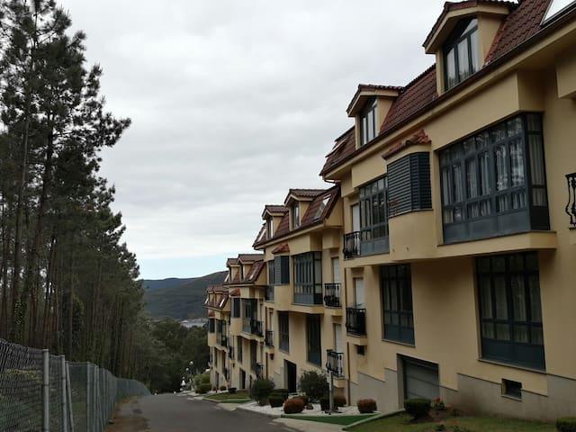 Apartamento acogedor - Corcubión - Apartment