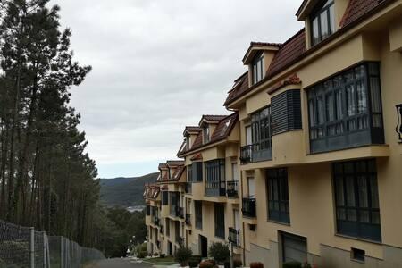 Apartamento acogedor - Corcubión - Huoneisto