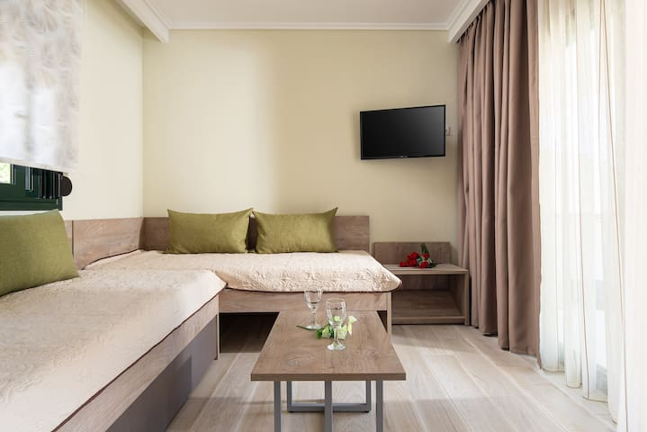 Apartment at Aelia luxury suites