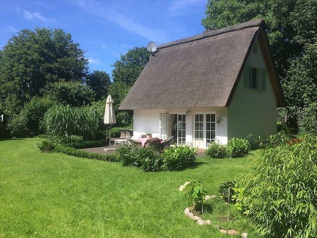 Mitten in der Natur: Ferienhaus Am Wieseneck