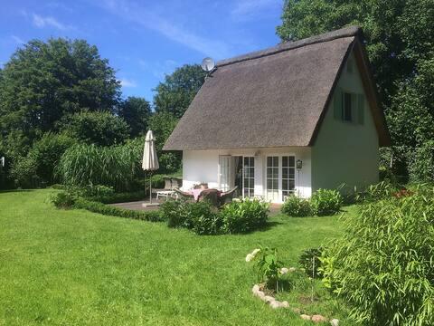 Obklopen přírodou: Ferienhaus Am Wieseneck