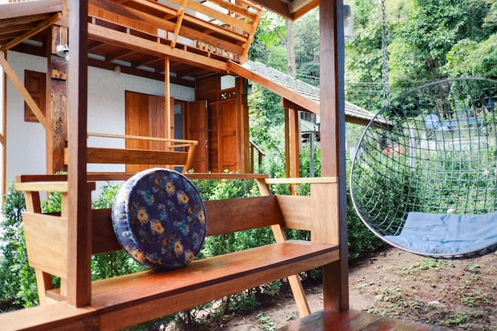 Charming&Cozy Guesthome#Paiyannoi #Blue map