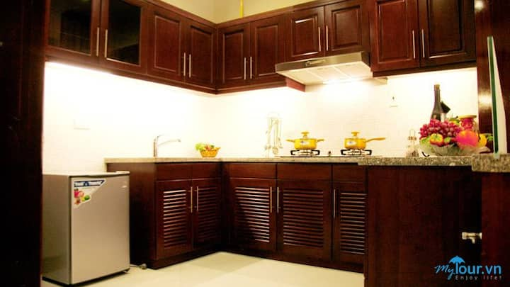 Apartment 2 BR in Da Nang City Center
