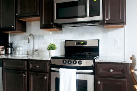 Modern, Quiet, & Clean Studio Philadelphia Airbnb - 필라델피아(Philadelphia) - 아파트